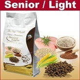15 kg Super Premium Hundefutter Senior Light