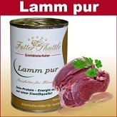 400 g allergy wet food lamb pure